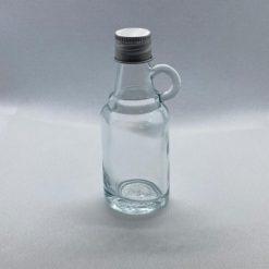 בק׳ זכוכית 30 מ״ל כולל מכסה