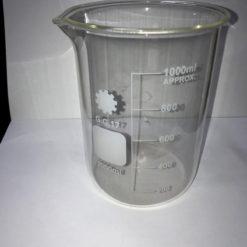 כלי מדידה מזכוכית למדידת נוזלים