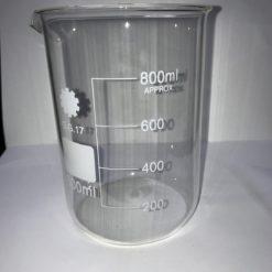 כלי מדידה מזכוכית לנוזלים 800